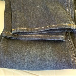 GAP Jeans - Gap Real Straight Dark Wash Jeans. Size 34 NWOT